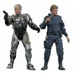 Hot Toys 1:6 Scale Battle Damaged Robocop and Alex Murphy Figure Set